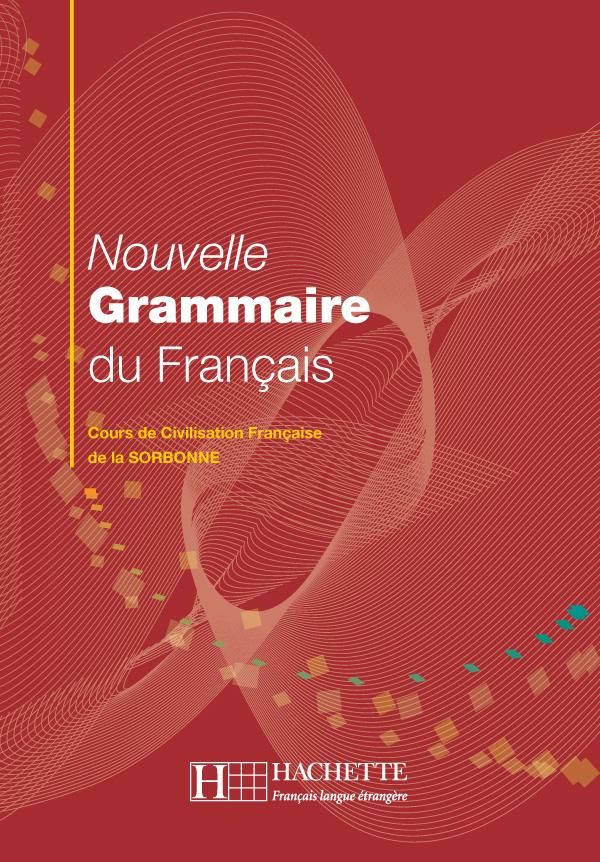 Grammaire Nouvelle Grammaire Du Francais