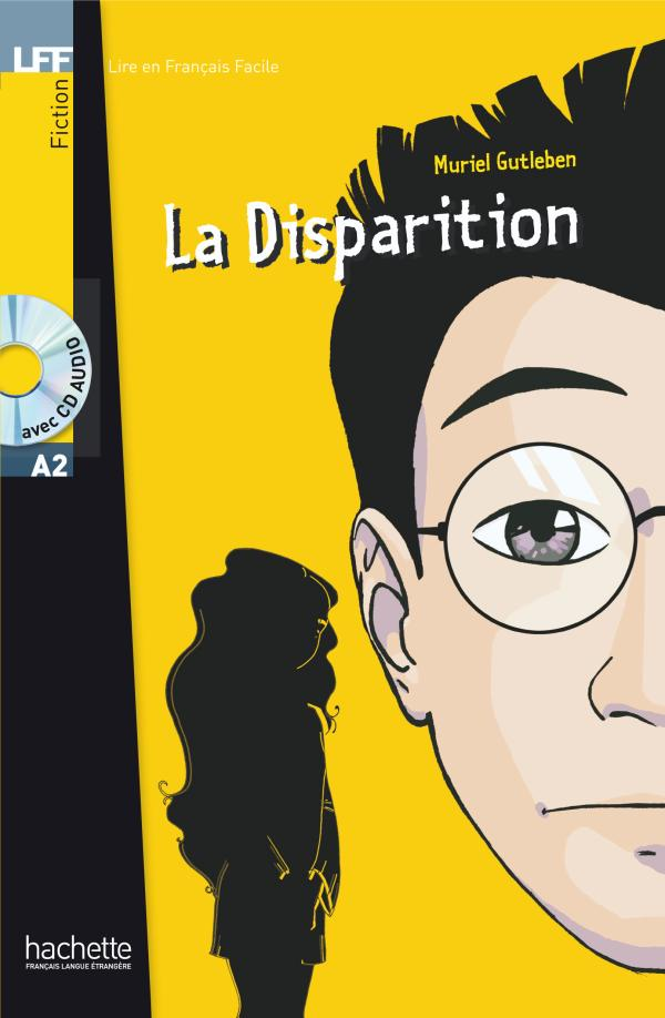 La Disparition Cd Audio A2