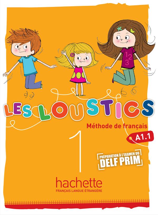 Les Loustics 1 Livre De L Eleve