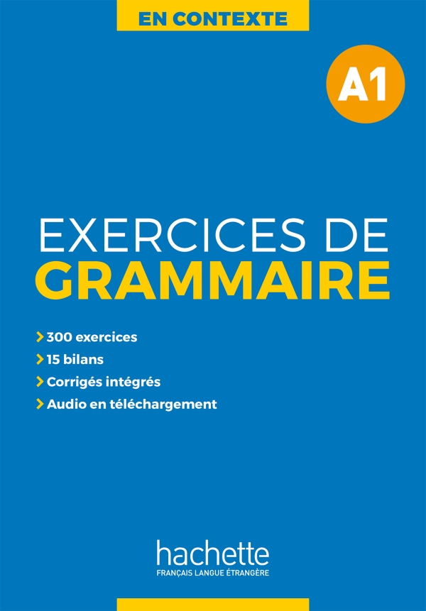 En Contexte Exercices De Grammaire A1 Audio Mp3 Corriges