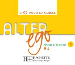 Alter Ego 1 - CD audio classe (x3)