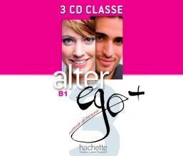 Alter Ego + 3 : CD audio classe