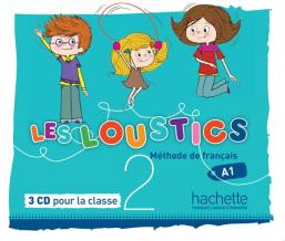 Les Loustics 2 : CD audio classe (x3)