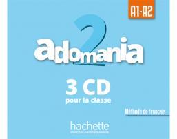 Adomania 2 : CD audio classe