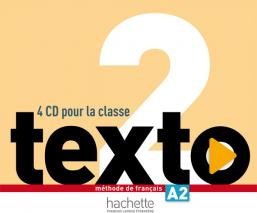 Texto 2 : CD audio classe (x4)