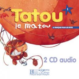 Tatou le matou 1 - CD audio classe (x2)