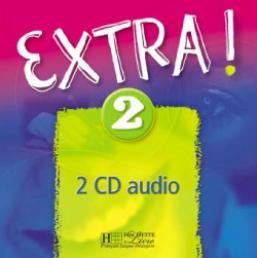 Extra ! 2 - CD audio classe (x2)
