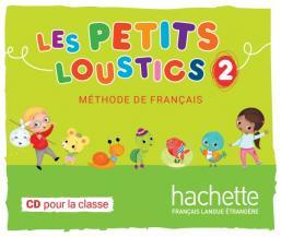 Les Petits Loustics niveau 2  - CD classe (1 CD MP3)