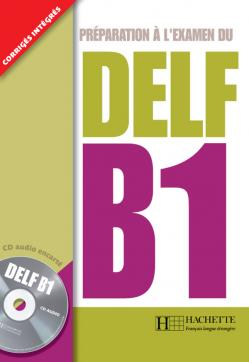 DELF B1 + CD audio