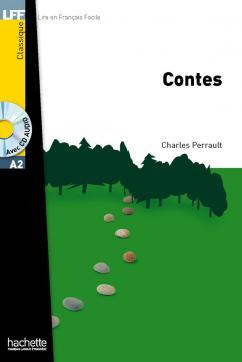 Contes + CD audio MP3 (A2)