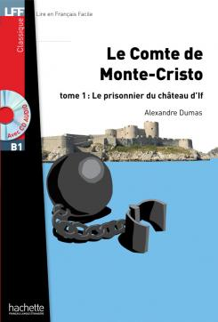 Le Comte de Monte Cristo T 01 + CD Audio MP3