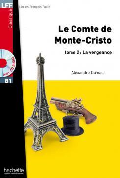 LFF B1 : Le Comte de Monte Cristo Tome 2 + audio MP3 téléchargeable
