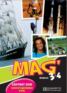 Le Mag' 3 et 4 - DVD PAL
