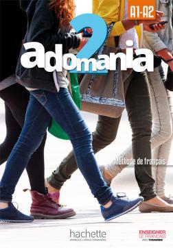 Adomania 2 : Livre de l'élève + CD-ROM