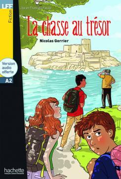 LFF : La Chasse au Trésor + CD audio (A2)