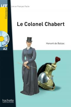 LFF A2 : Le Colonel Chabert + CD Audio MP3