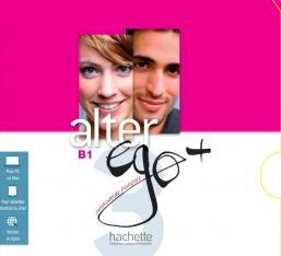 Alter Ego + 3 : manuel numérique classe BiblioHFLE (carte)