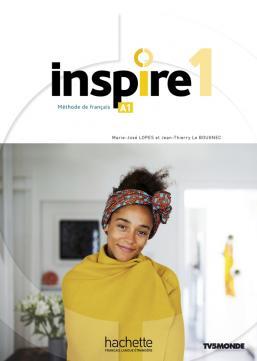 Inspire 1 : Livre de l'élève + audio/vidéo + Parcours digital