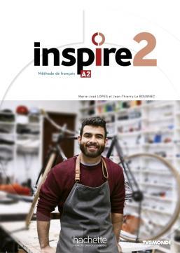 Inspire 2 : Livre de l'élève + audio/vidéo + Parcours digital