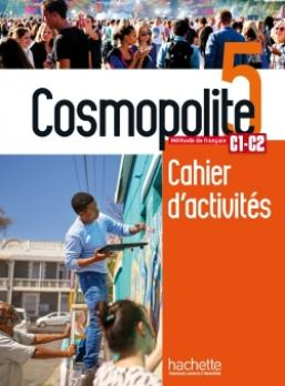 Cosmopolite 5: Cahier de perfectionnement + audio MP3