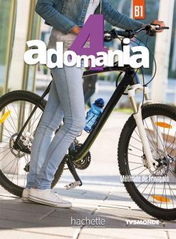 Adomania 4 : Livre de l'élève