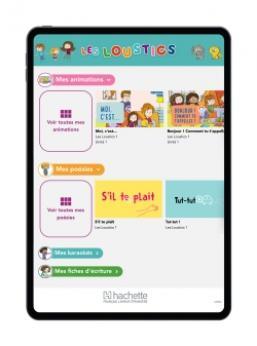 Les Loustics : site internet avec des activités pour l'élève