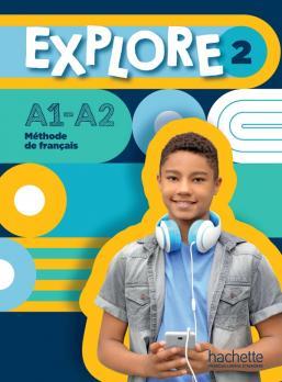 Explore 2 · Livre de l'élève