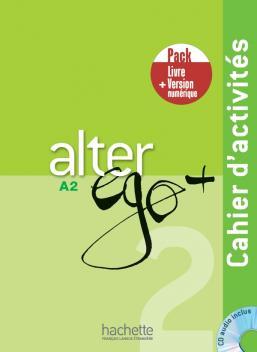 Alter Ego + 2 - Pack Cahier + Version numérique