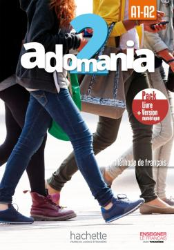 Adomania 2 - Pack Livre + Version numérique
