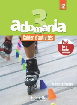 Adomania 3 - Pack Cahier + Version numérique