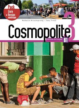 Cosmopolite 3 - Pack Livre + Version numérique