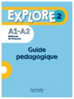 Explore 2 : Guide pédagogique + audio (tests) téléchargeables