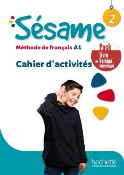 SÉSAME 2 · Pack Cahier d'activités + Version numérique