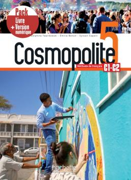 Cosmopolite 5 - Pack Livre + Version numérique