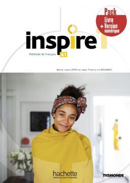 Inspire 1 - Pack Livre + Version numérique