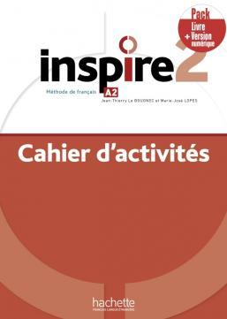 Inspire 2 - Pack Cahier + Version numérique