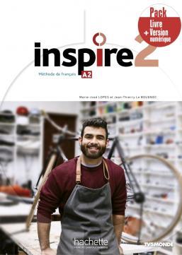Inspire 2 - Pack Livre + Version numérique