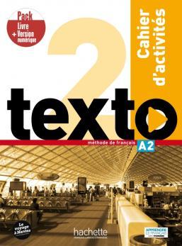 Texto 2 - Pack Cahier + Version numérique