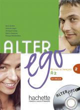 Alter Ego 2 - Livre de l'élève + CD audio