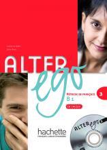 Alter Ego 3 - Livre de l'élève + CD audio