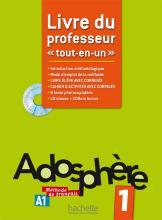 Adosphère 1 - Livre du professeur