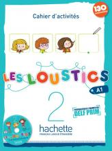 Les Loustics 2 : Cahier d'activités + CD audio