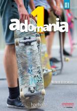 Adomania 1 : Livre de l'élève + DVD-ROM