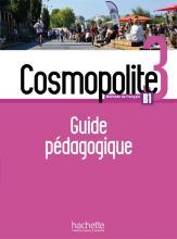 Cosmopolite 3 - Guide pédagogique + audio MP3
