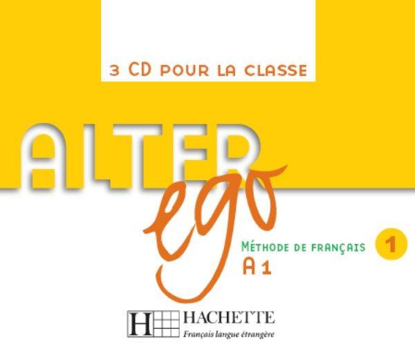Alter Ego 1 - CD audio classe (x3)