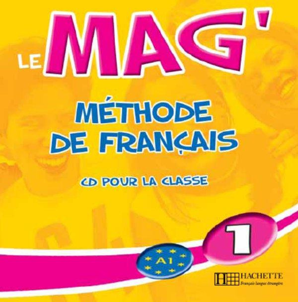 Le Mag' 1 - CD audio classe
