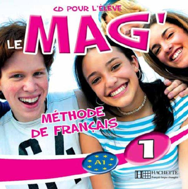 Le Mag' 1 - CD audio élève