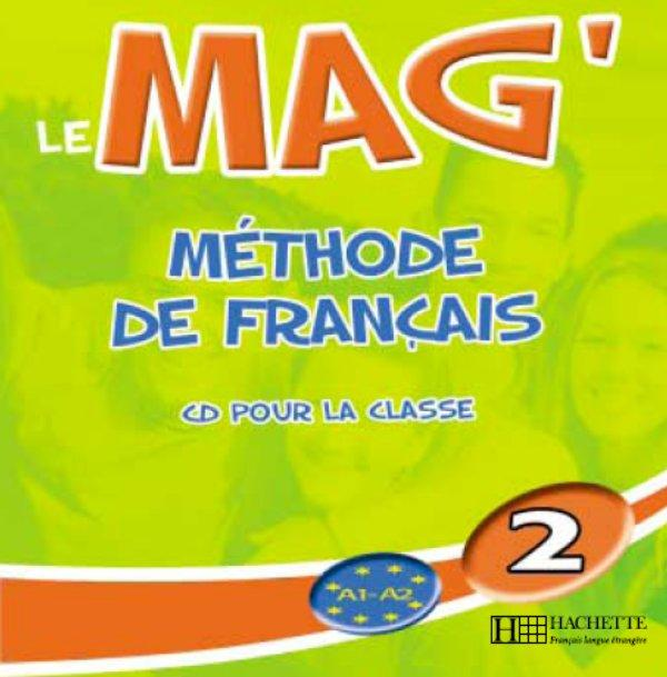 Le Mag' 2 - CD audio classe
