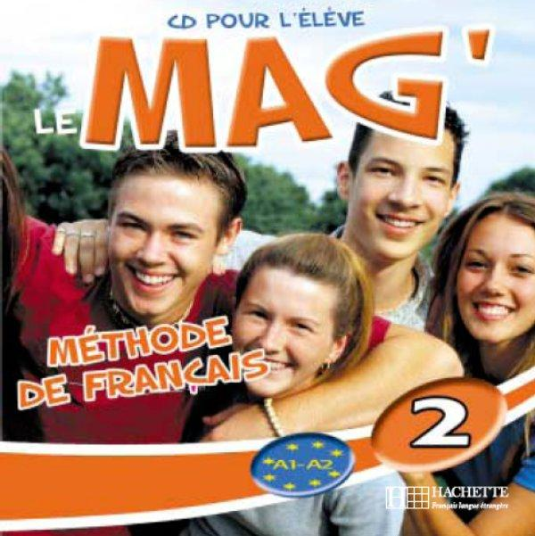 Le Mag' 2 - CD audio élève
