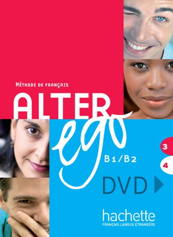 Alter Ego 3 et 4 - DVD NTSC